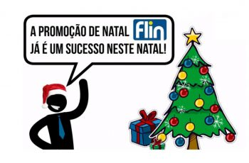 A FLIN deseja a você melhores conexões neste NATAL